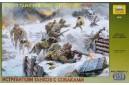 1/35 Soviet tank hunters w/ dogs