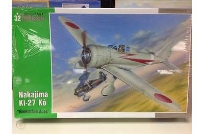 1/32 Nakajima Ki-27 Ko Nate