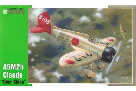 1/32 Mitsubushi A5M2b Claude