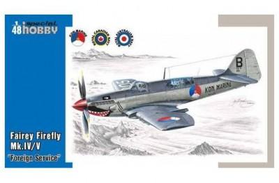 1/48 Fairey Firefly MK IV/V