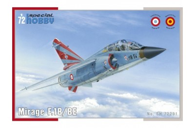 1/72 MIRAGE F-1B two seater