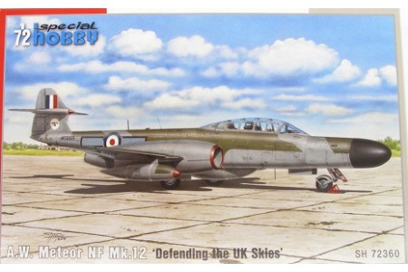 1/72 Gloster Meteor NF MK 12