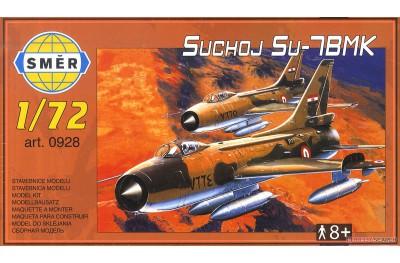 1/72 Sukhoi Su-7BMK Interceptor