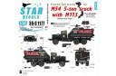 1/35 Vietnam Gun trucks Decal Part 2