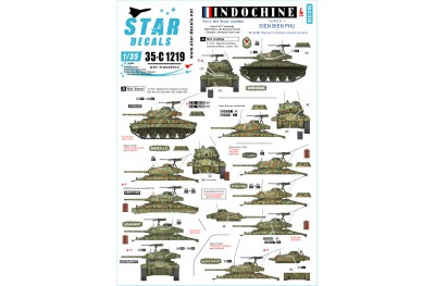 1/35 Indochine Decal Part 4