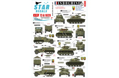 1/72 Indochine Decal Part 2