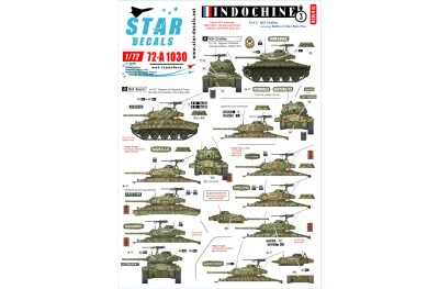 1/72 Indochine Decal Part 3