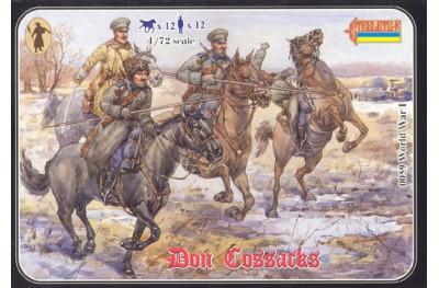 1/72 Don Cossacks