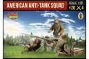 1/72 American Anti tank squad
