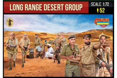 1/72 Long Range Desert group