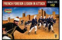 1/72 French Foreign Legion in attack 1914