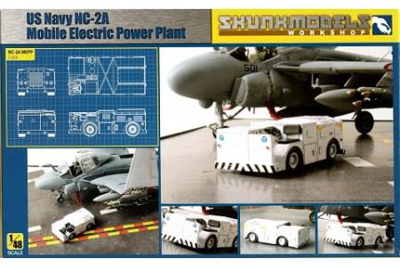 1/48 NC-2A Mobile electric power plant (2 pcs)