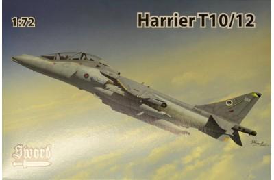 1/72 Harrier T-10/12