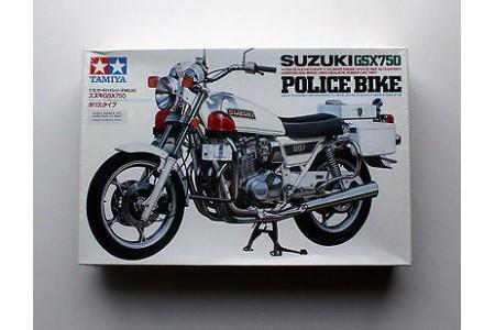 1/12 Suzuki Police bike GSX750