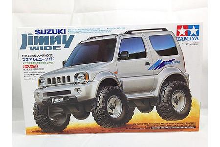 1/32 Suzuki Jimmy Wide 4WD