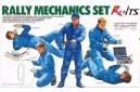 1/24 Rally mechanics set