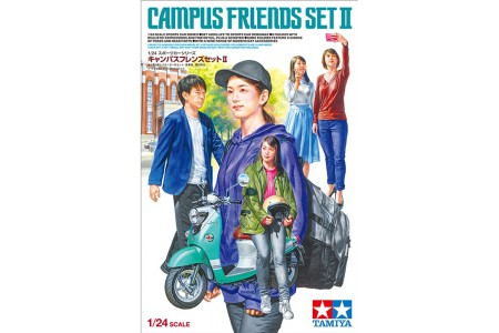 1/24 Campus friends set 2