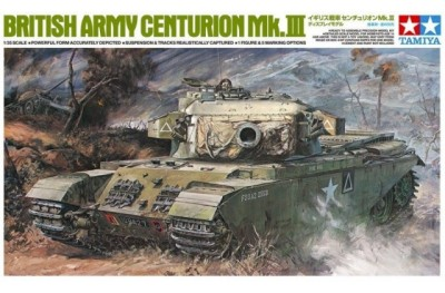 1/35 British army Centurion Mk III