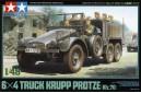 1/48 6 X 4 truck Krupp Protze