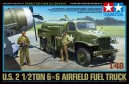 1/48 US airfield Fuel truck