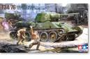 1/35 Russian T-34/76 ChTZ Mod 1943