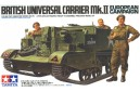 1/35 BRITISH UNIVERSAL CARRIER MK II