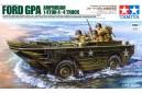 1/35 US Ford GPA amphibian truck w/soldiers
