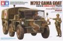 1/35 M792 Gamma Goat ambulance truck