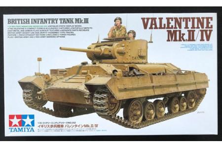 1/35 Valentine MK II/ IV