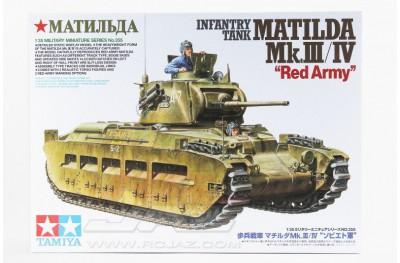 1/35 Matilda MK III/ IV Red army