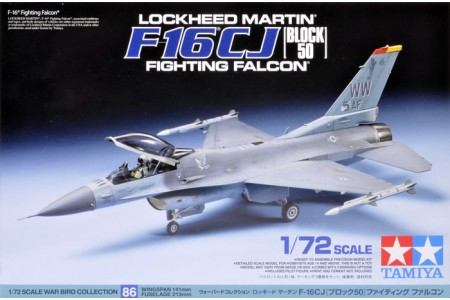 1/72 F-16CJ Block 50 Fighting falcon