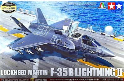 1/72 F-35B Lightning II with pilot