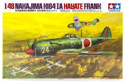 1/48 Nakajima Ki-84 IA Hayate (Frank)