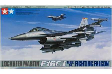 1/48 F-16CJ Block 50 Fighting falcon