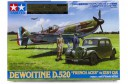 1/48 Dewoitine and Citroen scenery set