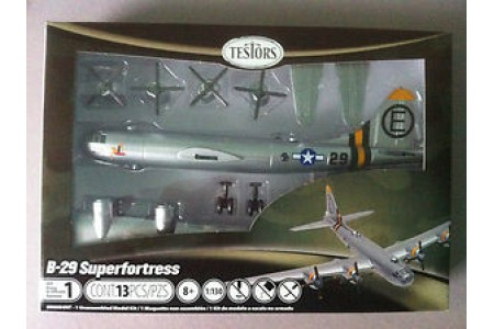 1/130 B-29 Super Fortress (PREPAINTED)