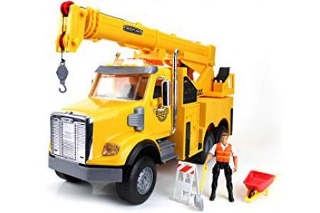 1/18 Freightliner Crane (prebuilt)