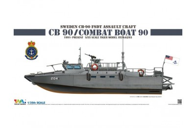 1/35 CB-90 Combat boat 90