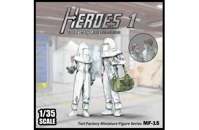 1/35 Heroes set 1