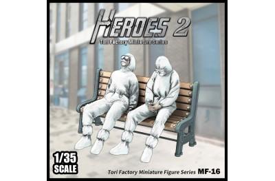1/35 Heroes set 2