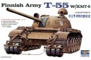 1/35 T-55 w/ KMT-4