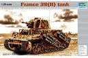 1/35 FRANCE 39H TANK