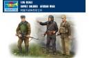 1/35 Soviet soldiers Afghan war