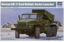 1/35 Russian BM-21 Grad