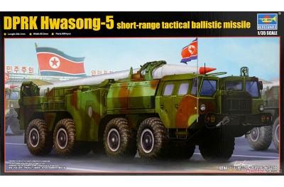 1/35 DPKR Hwasong-5