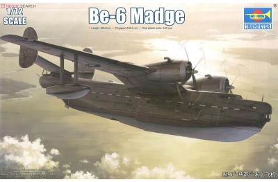 1/72 Be-6 Madge