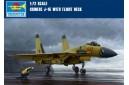 1/72 Su-33/ J-15 Flying shark w/ flight deck and crew