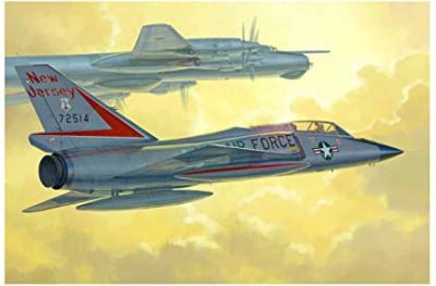 1/72 Convair F-106B Delta dart