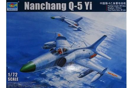 1/72 Nanchang Q-5 Yi