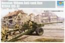 1/35 Russian 100mm anti-tank gun BS-3